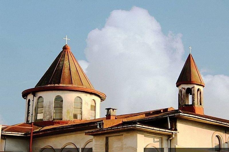 کلیسا در شهر رشت
