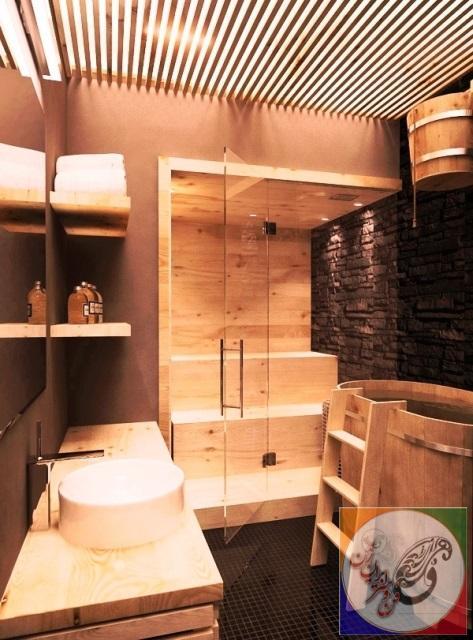 Sauna-Modern-Home-Design