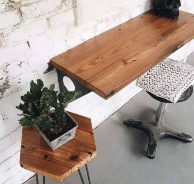 میز ناهار خوری دیواری