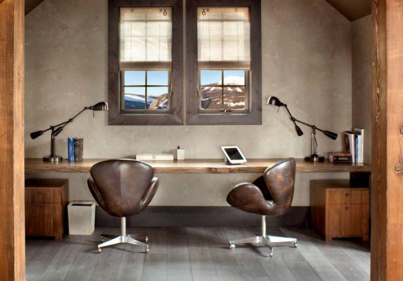 میز برای دفتر کار در منزل