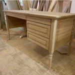 میز تحریر چوبی لوکس و سفارشی