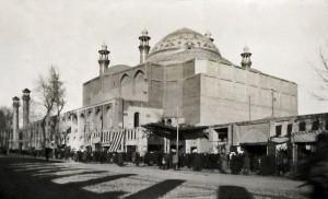 مسجد سپهسالار ، مدرسه سپهسالار ، معماری اسلامی ایرانی