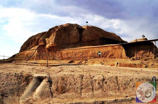 منطقه باستانی سیلک