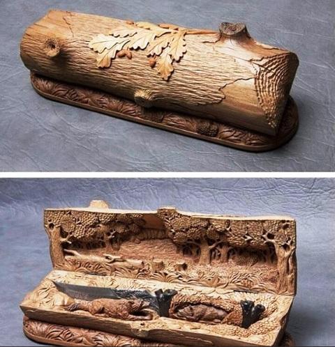 ایده های ویژه و منحصر به فرد دکوراسیون چوبی