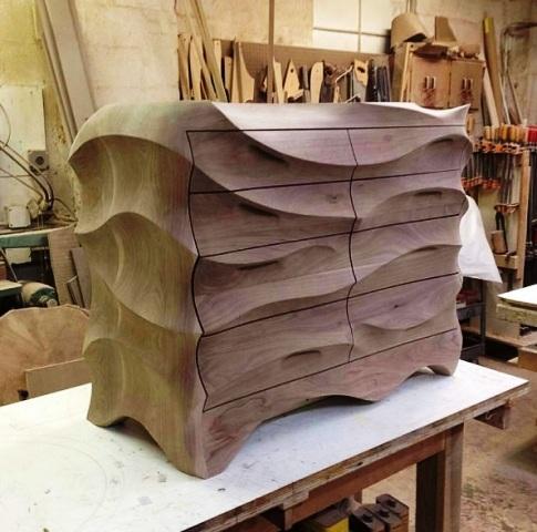 هنر چوب در نجاری , ایده های ویژه و منحصر به فرد دکوراسیون چوبی