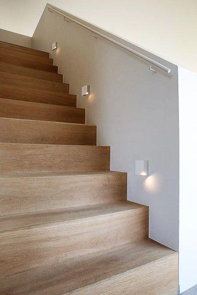 نورپردازی پله