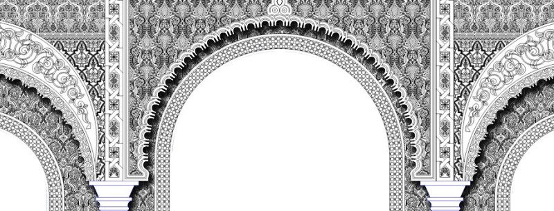 طراحی و ساخت دکوراسیون در سبک های اسلامی، ایرانی ، مراکشی