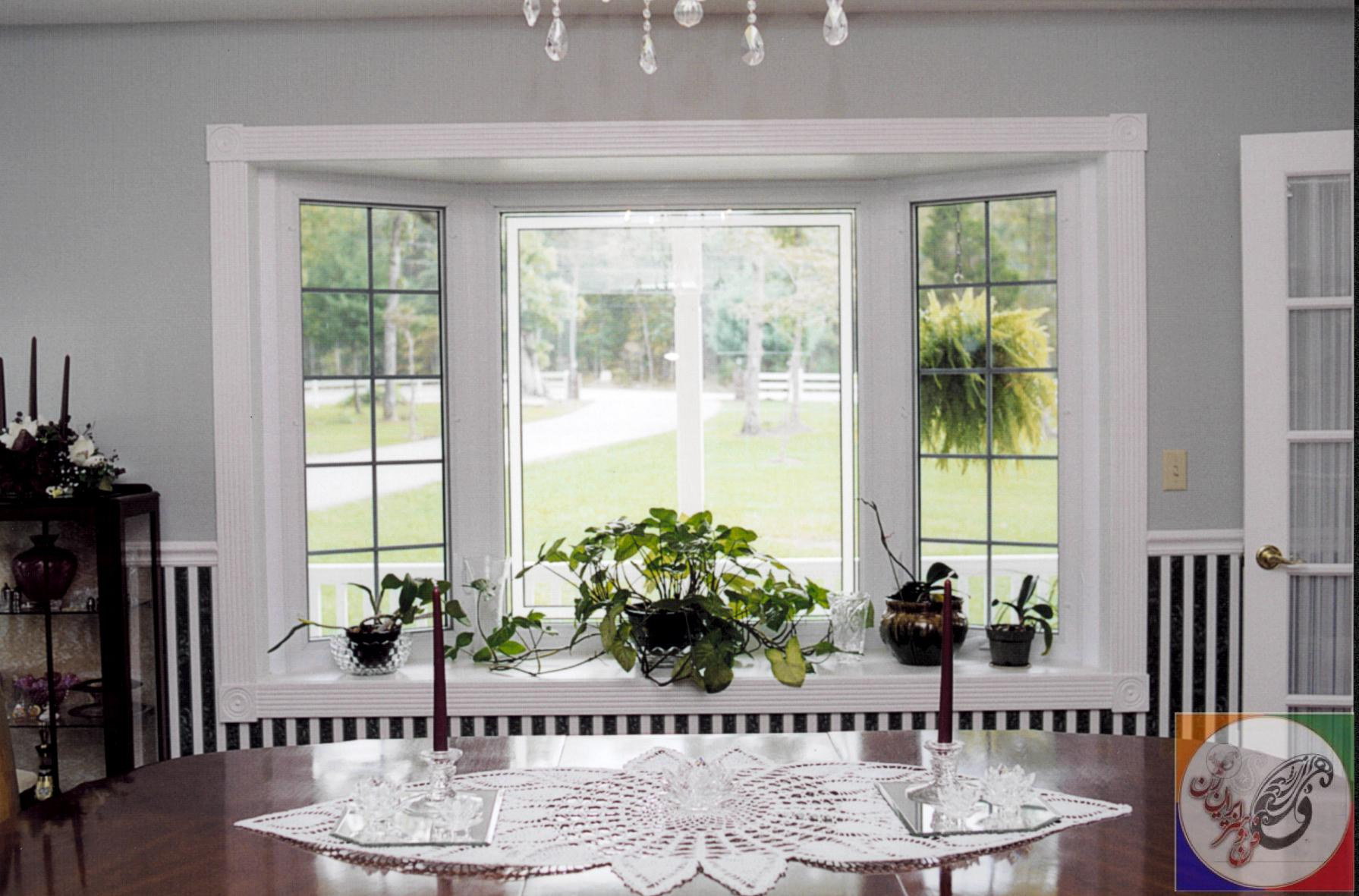 Sunny…attractive…spacious…just a few words that describe bay windows