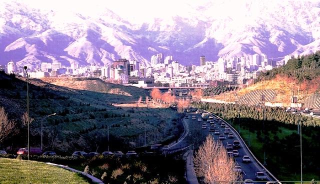 شمیران , شمال تهران و منطقه شمیرانات ( شمیران , شمرون , شمیرانات )