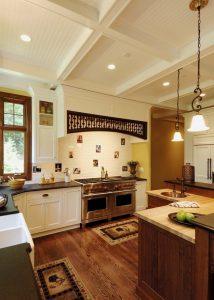 زیبایی و مزایای استفاده از های چوبی تزینی در طراحی خانه