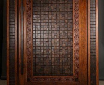 درب سنتی٬ درب قدیمی چوبی٬ انواع درب چوبی٬