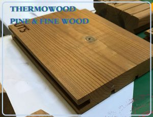 لیست قیمت چوب و پروفیل نمای خارجی ساختمان , چوب ترمووود