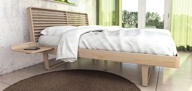 تخت خواب چوبی , چوب زبان گنجشک