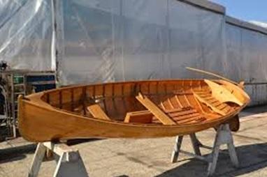 ساخت قایق چوبی با چوب بالسا