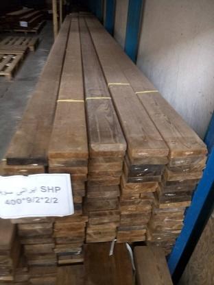 چوب ترمووود ایرانی