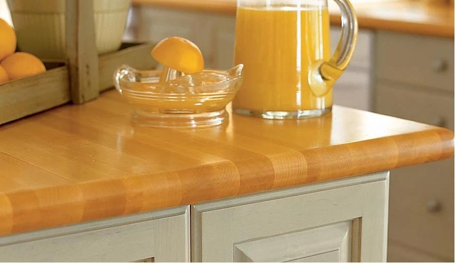 الهام بخش برای کابینت آشپزخانه چوبی