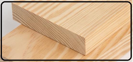 انواع الوار چوبی, انواع چوب های پر کاربرد, الوار (Timber)