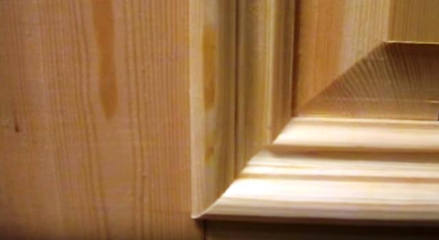 ساخت درب چوبی ، تمام چوب ، دکوراسیون داخلی