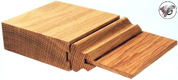 تولید درب و کمد، درب چوبی