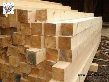 قیمت چوب چهار تراش ایرانی