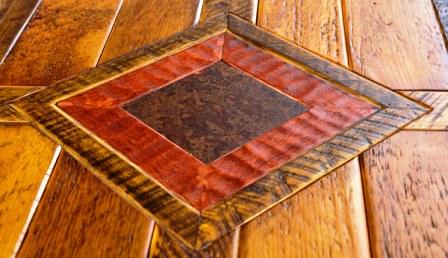 دانلود جزوه آموزش رنگ کاری ویژه معرق کاران ( معرق در دکوراسیون چوبی )