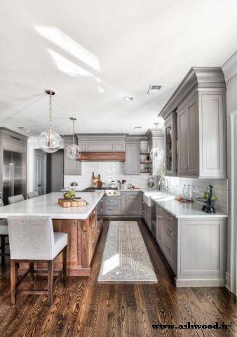 ایده های ساده برای تزئین آشپزخانه
