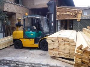 کارگاه درودگری ، چوبری ، نجاری ، صنایع چوب و هنر ایران زمین
