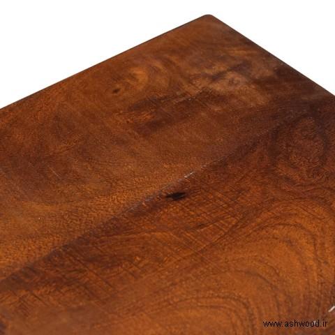 میز تمام چوب , میز کنسول چوبی