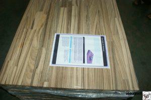 چوب و روکش زبرانو در دکوراسیون چوبی لوکس و منحصر به فرد چوبی