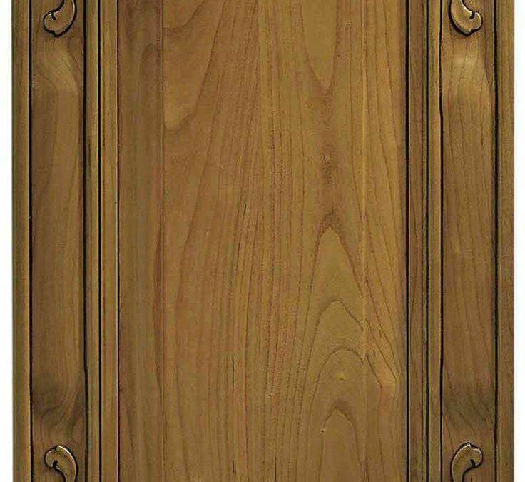درب های زیبای چوبی با نقوش زیبای منبت کاری در سبک کلاسیک