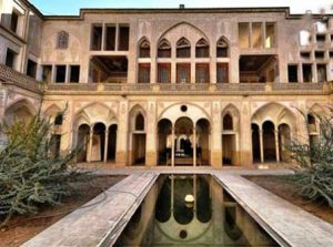 عکس خانه عباسیان کاشان