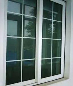 پنجره های چوبی