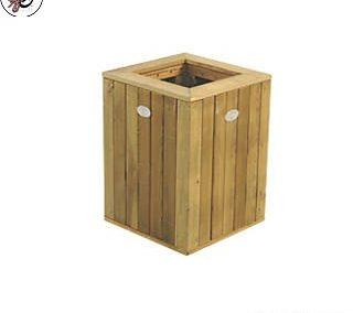 جای گلدان٬ گلدان٬ گلدان چوبی٬ باکس چوبی گل , فلاور باکس چوبی