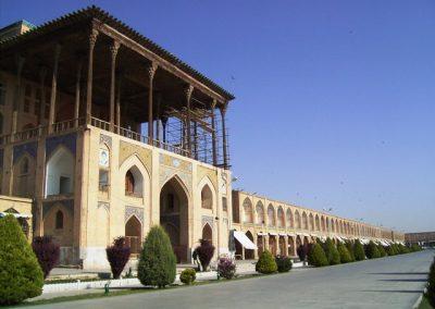 عمارت و کاخ عالی قاپو اصفهان