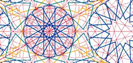 ریاضیات و هندسه مساحت و محیط اشکال هندسی