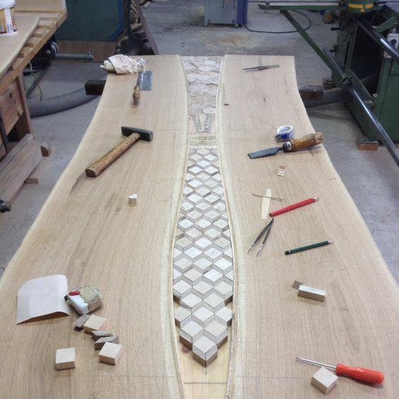 دکوراسیون لوکس چوبی