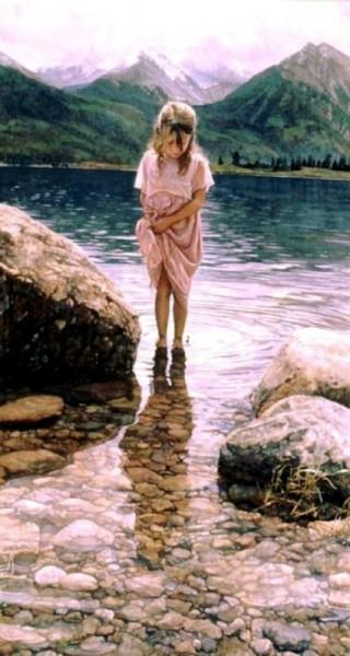 یکی از ده نقاش آمریکایی