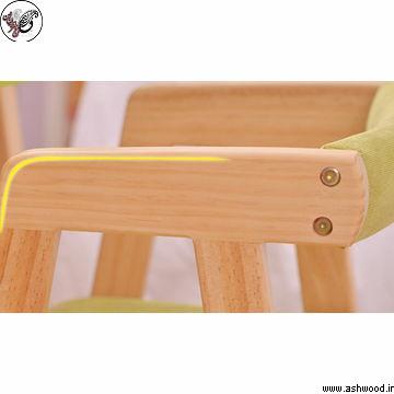 ساخت میز و صندلی از چوب کاج