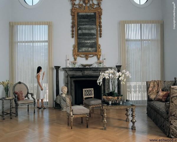 دکوراسیون چوبی سبک کلاسیک
