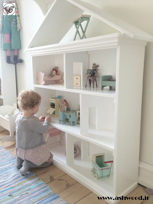 ایده های خلاقانه برای اتاق بازی کودک