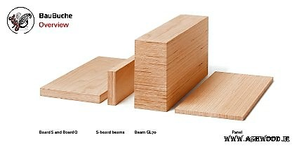 تخته lvl wood