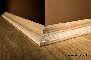 قرنیز چوبی , دکوراسیون منزل , بهترین نوع قرنیز , نصب قرنیز