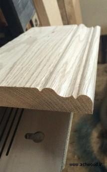 قرنیز چوب بلوط , قیمت قرنیز چوبی