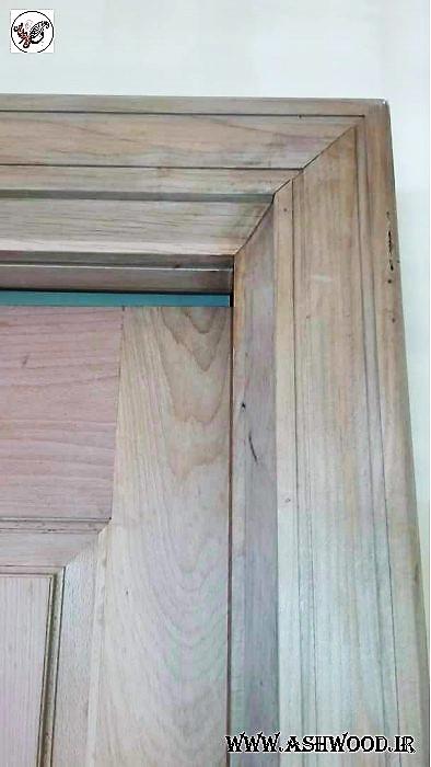 درب و چهارچوب تمام چوب