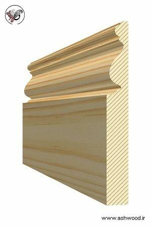 لیست قیمت قرنیز چوبی سفید 2019