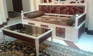 مبلمان سنتی صندوق دار