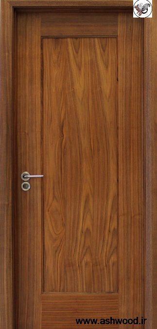 بهترین تصاویر درب چوبی , چوب گردو