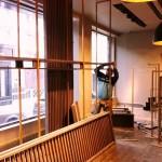 نمونه کار دکوراسیون چوبی ، دکوراسیون داخلی