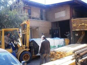 کارگاه فن و هنر ایران زمین طراح و سازنده دکوراسیون چوبی ، فراورده های چوبی چوب تخته دکور