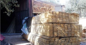 لمبه کوب چوبی ، طراحی و ساخت لمبه چوبی